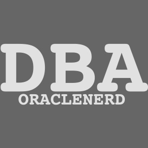dba oraclenerd