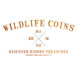 wildlife coins golden