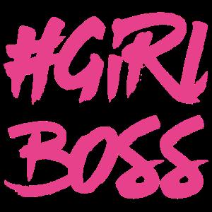 Girl Boss Pink