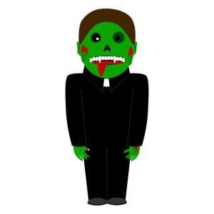 Zombie Vampire Priest