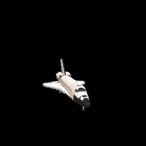 Space Shuttle Raumschiff