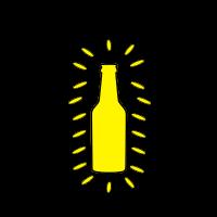 Trink Bier Dann geht die Lampe
