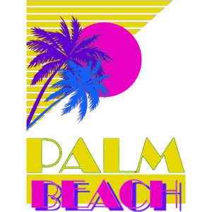 Palm Beach Retro 80s