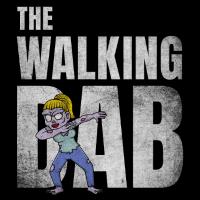 The Walking DAB Zombie Girl Dabbing Halloween ws
