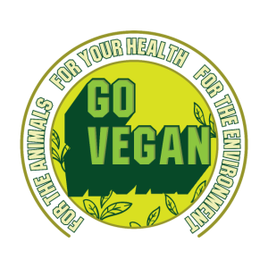 Go Vegan for the Animals, Health and Environment