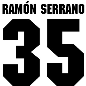 Ramon Serrano (fronte n. 3)