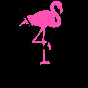 Flamingo Cocktail Sommer
