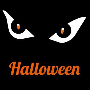 Halloween-Gesicht