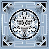Merkaba Metatrons Würfel Heilige Geometrie