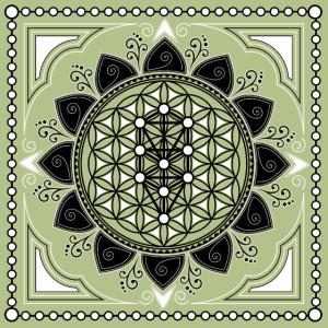 Blume des Lebens, Baum des Lebens, Sephiroth, Yoga