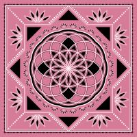 Tube Torus Lotus Mandala Heilige Geometrie