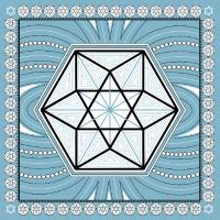 Kuboktahedron Vektoren Gleichgewicht Buck Fuller
