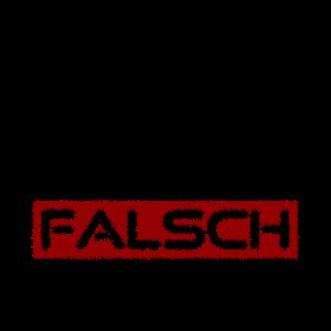 Schwer und Falsch - Bodybuilding Spruch