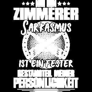 Zimmerer Zimmermann Zimmerin Zimmerei Geschenk