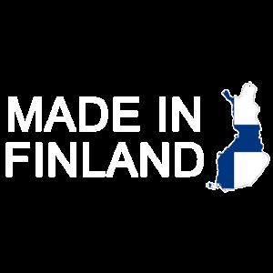 Made in Finland, geboren in Finnland, Helsinki