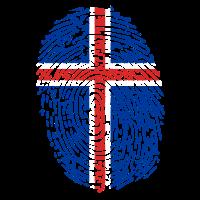 Island Aurora Polarlichter Nordlichter Geschenk