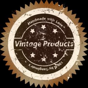 Vintage Logo used
