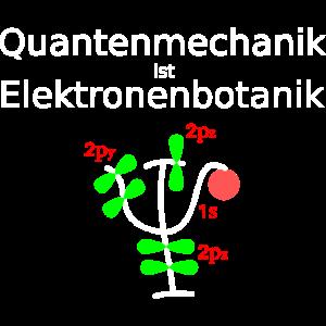 Elektronen Botanik Quantenmechanik Physik