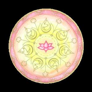 "Mandala ""Lotus Harmonie"""