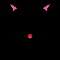 Freche Katze