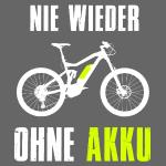EBIKE EMTB - ohne Akku - Pedelec - Ebiker - MTB