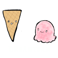 cute icecream - dreamteam