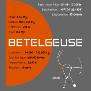 Betelgeuse / Beteigeuze
