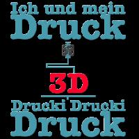 Ich und mein druck. 3D-Druck, 3D, 3D Druck, Druck