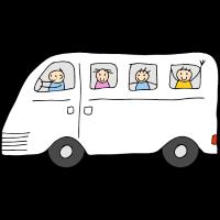 Bus Urlaub Reisen Familie Kinder