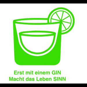 GIN shirt gruen