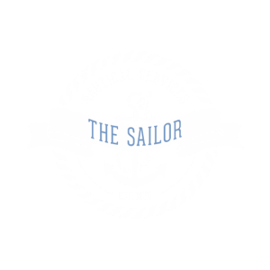 Segel T-Shirt The Sailor Design nautik vintage