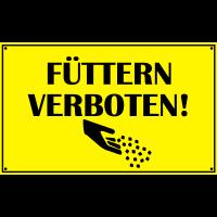 Fuettern verboten1