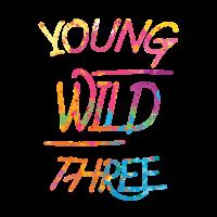 Young Wild & Three, 3. Geburtstag Geburtstagskind