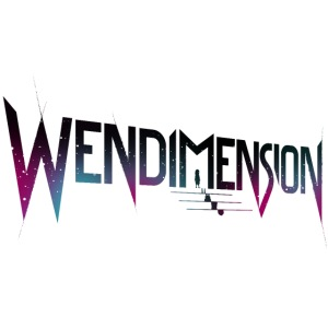wendimension wordmark space