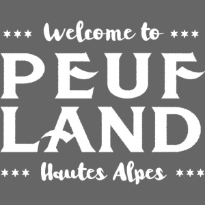 Peuf Land 05 - Hautes-Alpes - White