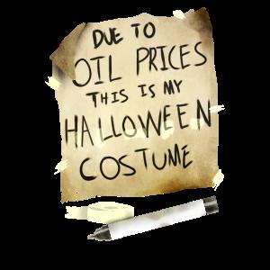 Lustige Halloween Verkleidung Spruch Geschenk