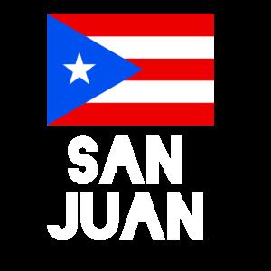 San Juan Puerto Mitbringsel aus Puerto Rico
