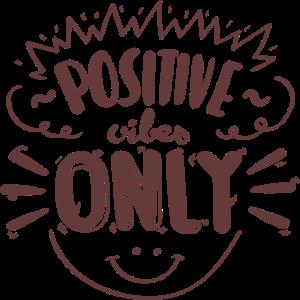 Immer positiv Denken