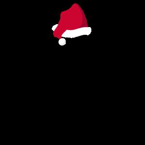 Ho Ho Ho Cooles modernes Hipster Weihnachtsshirt