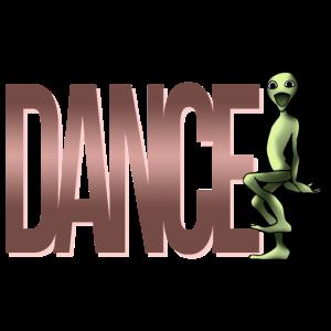 Cosita Alien Dance Frosch Tanz Video Geschenk