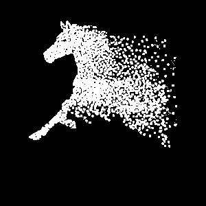 Pferde Punktdesign