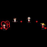 Erzieherin mit Herz Herzieherin Kinder Beruf rot