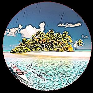Reif für die Insel - Geschenkidee