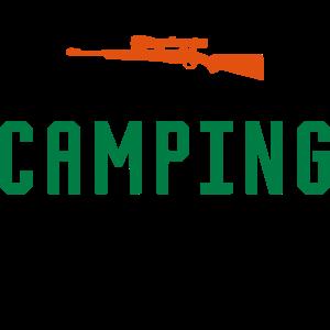 CAMPING NOOBS - SNIPER