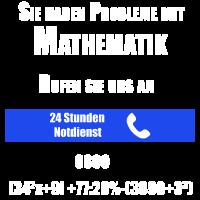 Mathematik und Lehrer - Der lustige Notdienst