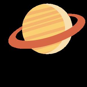 Saturn Planet Weltall Sonnensystem Ringe