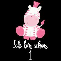 Zebra Ich bin schon 1