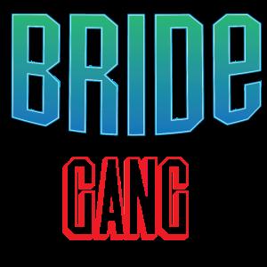 Junggesellinnenabschied Junggesellin Braut Gang
