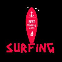 Surfen surf Strand Urlaub Meer