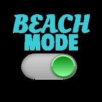 beach mode Strand Modu Aktivieren